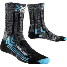 X-Bionic Trekking Merino Limited Socks Women Grey/Black